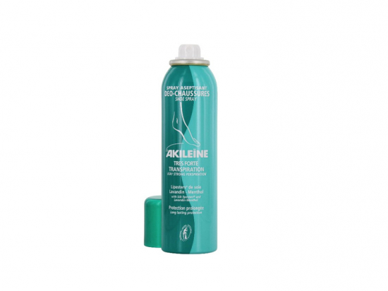 Akileine spray aseptisant déo-chaussures - 150ml