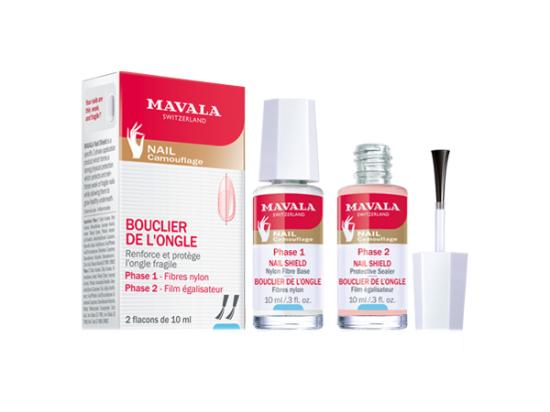 Mavala Bouclier de l'ongle - 2x10ml