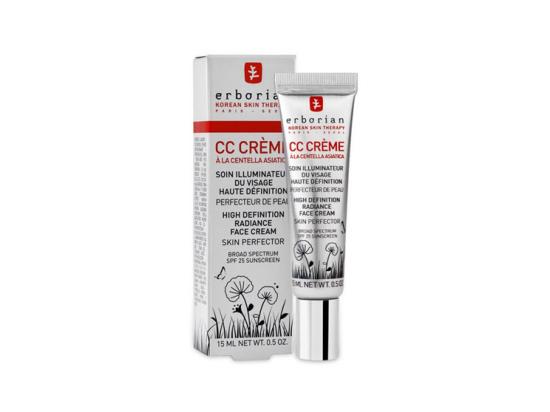 Erborian CC Crème à la centella asiatica clair - 15 ml
