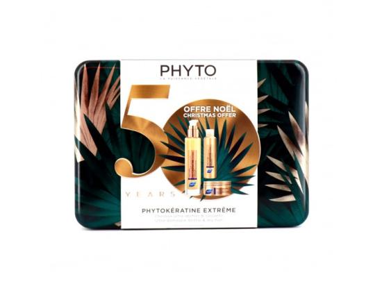 Phyto coffret Phytokératine extrême cheveux ultra-abîmés & cassants