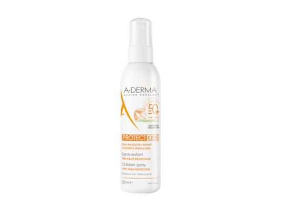 A-derma Protect Kids Spray enfants SPF50+ - 200ml