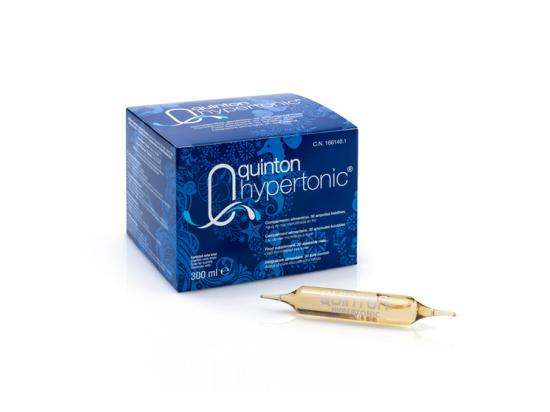Quinton hypertonic - 30x10ml