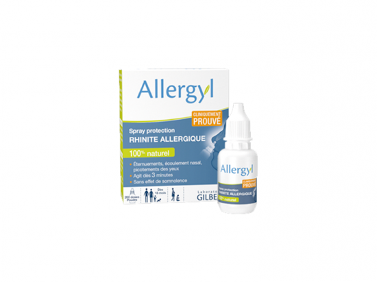 Allergyl Spray protection rhinite allergique - 800mg