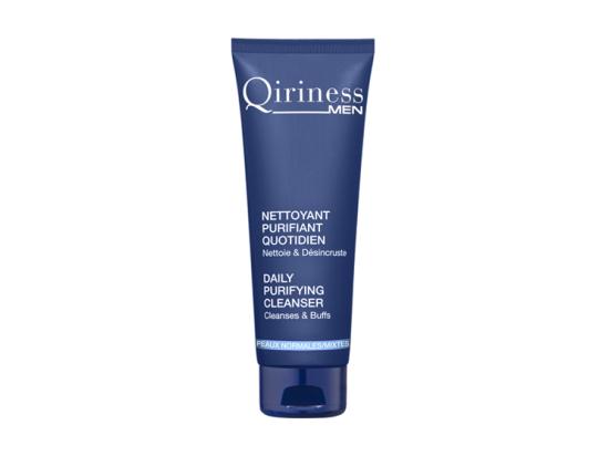 Qiriness men nettoyant purifiant quotidien - 125ml