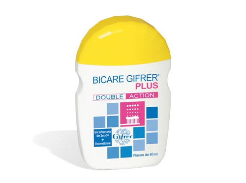 Bicare Gifrer plus double action - 60g