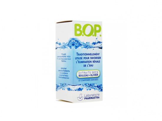 B.O.P. éliminaton rénale - 60 comprimés enrobés