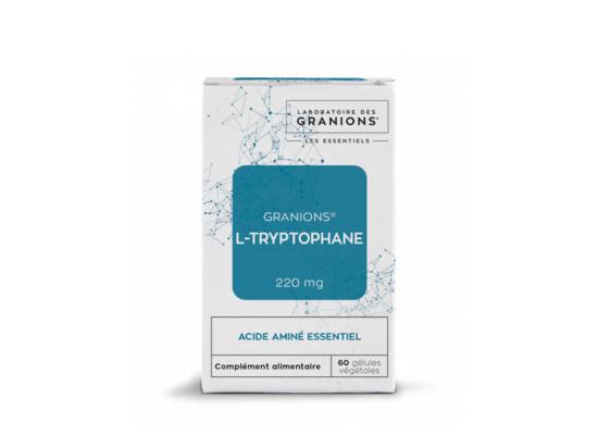 Granions L-tryptophane - 60 gélules