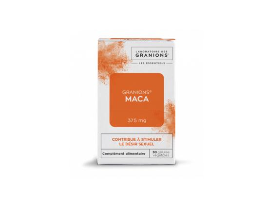Granions  Maca 375 mg - 30 gélules