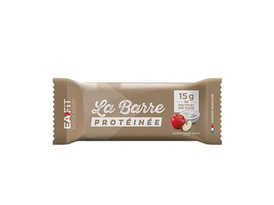 Eafit La Barre proteinée Pomme yaourt - 46g