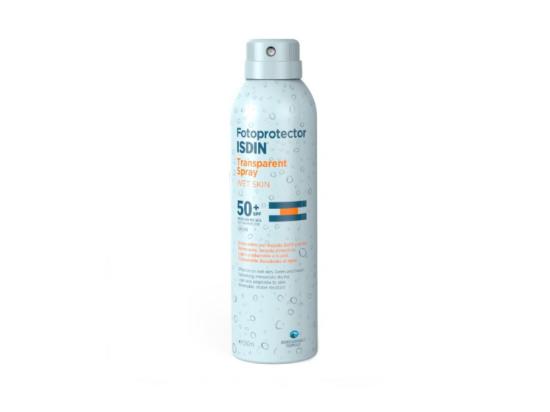 Isdin Fotoprotector Transparent spray wet skin SPF50+ - 250ml