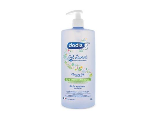 Dodie Gel lavant 3 en 1 - 1L
