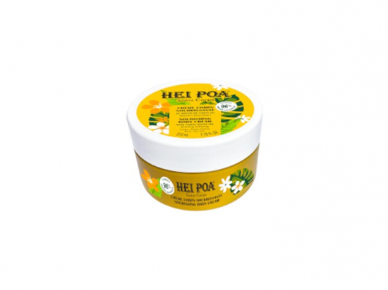 Hei Poa Crème corps nourrissante - 210ml