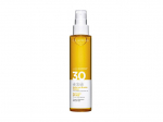 Clarins huile-en-brume solaire corps UVA/UVB SPF30 - 150ml