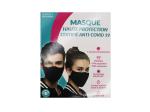 Next BW Masque haute protection lavable - Taille M