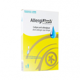 AllergiFlash 0,05% Collyre - 10 unidoses