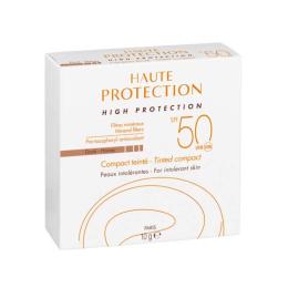 Avène Poudre Haute protection Compact teinté Doré SPF 50 - 10g