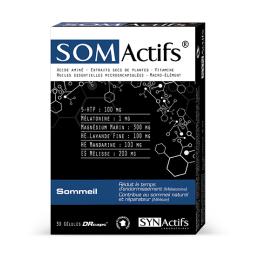 Aragan Synactifs SomActifs - 30 gélules