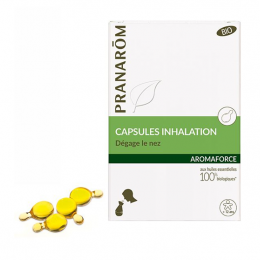 Capsules inhalation - x15 Capsules