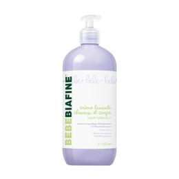 Bebebiafine crème lavante corps et cheveux - 500ml