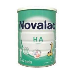 Novalac Lait 1er âge hypoallergénique - 800g