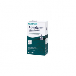 Bausch& Lomb Aqualarm Intensive UD - 30 unidoses x 0.5 ml