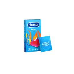 Durex Love - 6 préservatifs