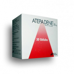 Atepadene 30mg - 30 gélules