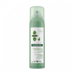 Klorane shampooing sec à l'ortie cheveux gras - 150ml