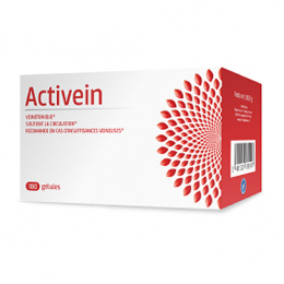 Prescription nature Activein - 180 gélules