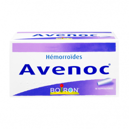 Boiron Avenoc suppositoires - 10 suppositoires