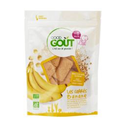 Good Gout Les carrés banane - 50g