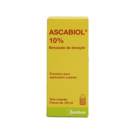 Ascabiol 10%  - 125ml