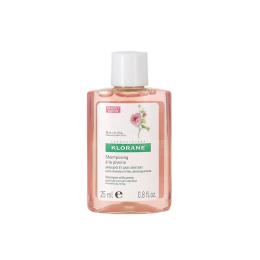 Klorane Shampooing à la pivoine - 25ml