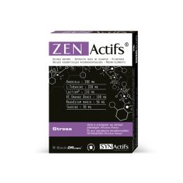 Aragan Synactifs ZenActifs  stress - 30 gélules