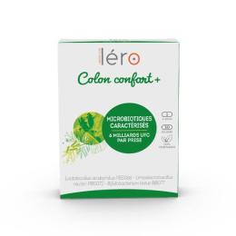 Léro Colon confort + - 30 gélules