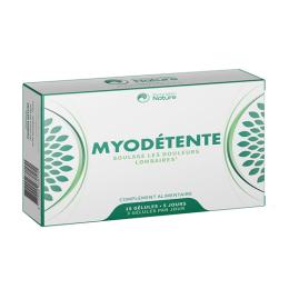Prescription Nature Myodétente - 15 gélules