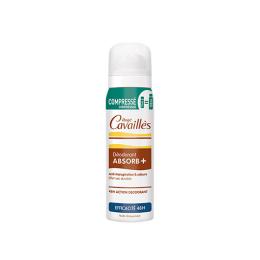 Rogé Cavaillès Déodorant Absorb+ Efficacité 48h Spray compressé - 75ml