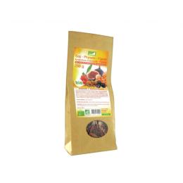 Mélange 5 fruits séchés BIO - 250g
