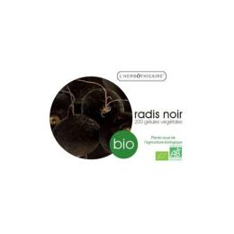L'herbothicaire radis noir BIO - 200 gélules