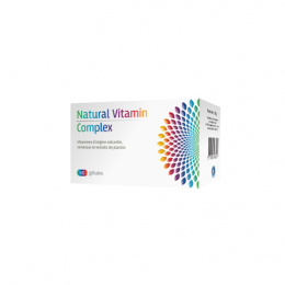 Prescription Nature Natural vitamin complex - x60 gélules