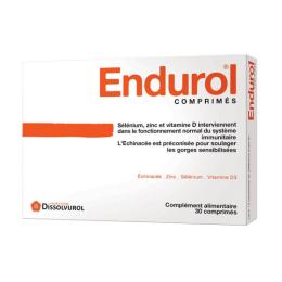 Dissolvurol Endurol - 30 comprimés