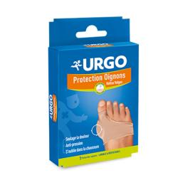 Urgo Protection oignons hallux valgus - 1 protection lavable réutilisable