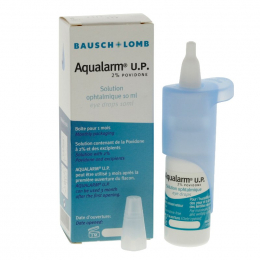 Bausch & Lomb Aqualarm colly up - 10ml