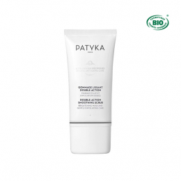 Patyka Gommage lissant double action visage BIO - 50ml