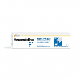 Hexomedine 0,1% gel - 30g