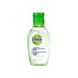 Dettol Gel hydroalcoolique Aloé vera - 50ml