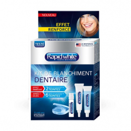 Rapid white Kit de blanchiment dentaire
