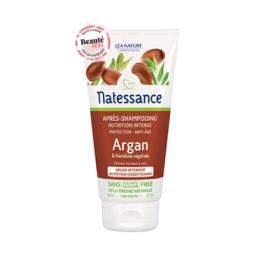 Natessance Après-shampooing nutrition intense Argan & Kératine végétale - 150 ml