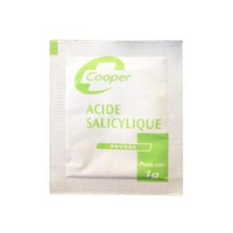 Cooper Acide Salicylique en poudre 1g  - 1 sachet