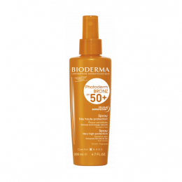 Bioderma Photoderm Bronz Spray très haute protection SPF50+ - 200ml